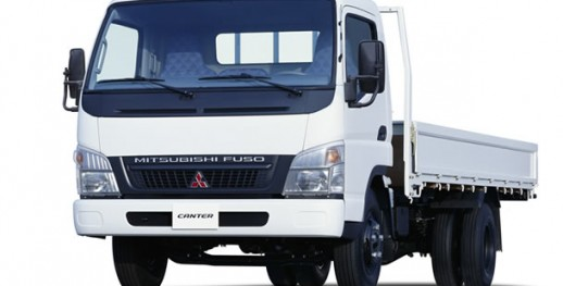 mitsubishi canter   first city car rentals